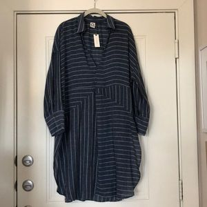 BNWT Anthropologie Lightweight Tunic - Size M